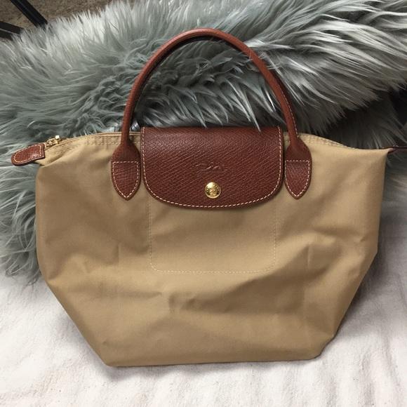 e159f0275b5 Longchamp Bags   Small Le Pliage Handbag   Poshmark